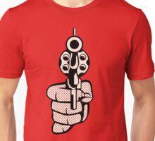 Roy Lichtenstein - Pistol Unisex T-Shirt