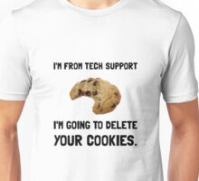 Tech Support Cookies Unisex T-Shirt
