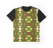 70s style pattern / retro look Graphic T-Shirt