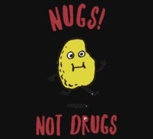 Nugs Not drugs One Piece - Short Sleeve