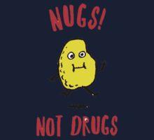 Nugs Not drugs Kids Tee