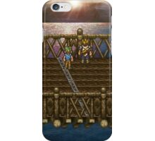 Bridge of Memories - Chrono Trigger iPhone Case/Skin