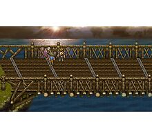 Bridge of Memories - Chrono Trigger Photographic Print