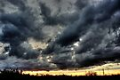 Angry Clouds by Vicki Spindler (VHS Photography)