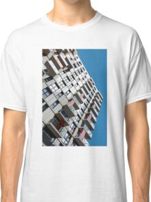 High rise city living Classic T-Shirt