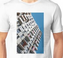 High rise city living Unisex T-Shirt