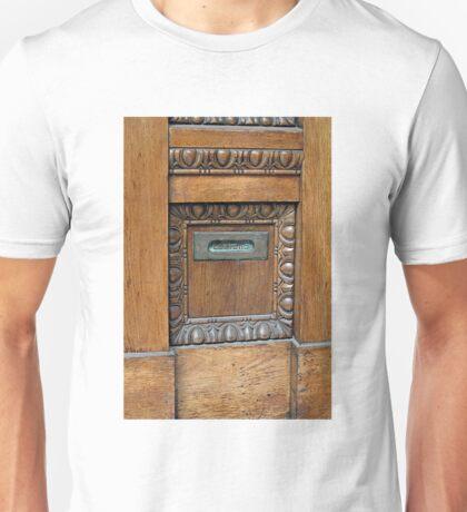 Letter Slot  Unisex T-Shirt