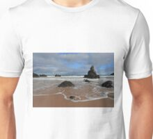 Watching The Waves on Sango Bay Unisex T-Shirt