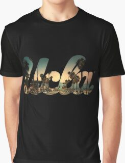 UCLA Cali style Graphic T-Shirt