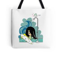 Making You Wet Tote Bag