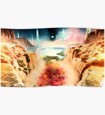The Farplane - Final Fantasy X Poster
