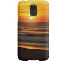 Hawaii beach scene Samsung Galaxy Case/Skin