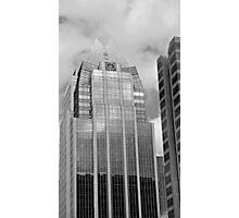 Black & White Austin Texas Photographic Print
