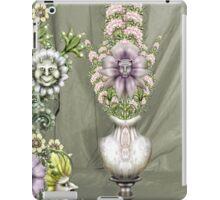 A boy flower named Sue iPad Case/Skin
