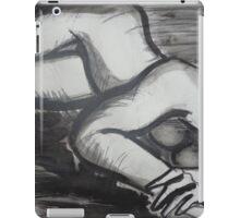 Nostalgic 2 - Female Nude iPad Case/Skin