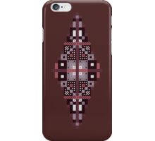 Bloody Nose Diamond iPhone Case/Skin