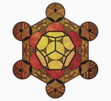 Sacred Geometry for your daily life One Piece - Short Sleeve