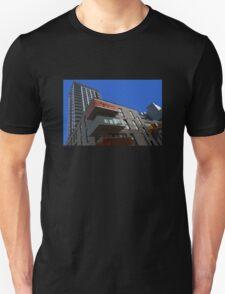 Pop art London Skyline Unisex T-Shirt