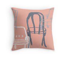 Interior Designer Pattern Throw Pillow