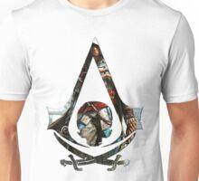 Black Flag Unisex T-Shirt