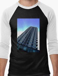 Living the dream! Men's Baseball ¾ T-Shirt