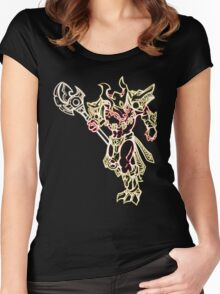Inferno Nasus Women's Fitted Scoop T-Shirt
