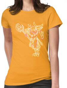 Inferno Nasus Womens Fitted T-Shirt
