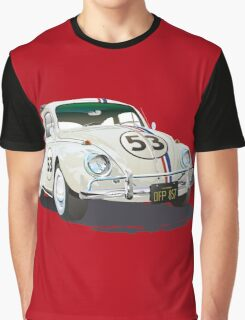 Herbie The Beetle Graphic T-Shirt