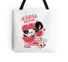 Hana Apple Tote Bag