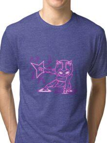 Ninja Kennen 2 Tri-blend T-Shirt