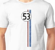 Herbie (Love Bug) #53 Unisex T-Shirt