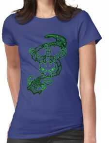 Thresh - Grab The Latern 2 Womens Fitted T-Shirt