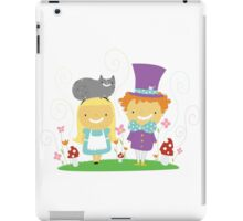 Alice and Friends  iPad Case/Skin