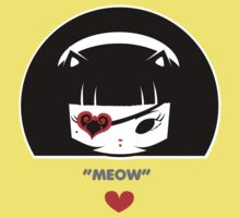 Meow One Piece - Short Sleeve