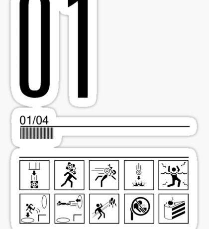 Level 01 Sticker