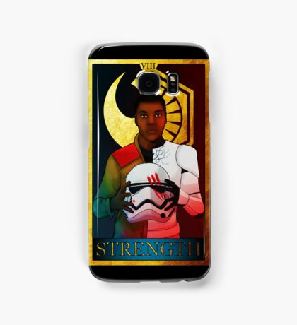 Strength Tarot Samsung Galaxy Case/Skin