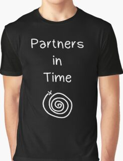 Partners in Time - Life is Strange Graphic T-Shirt