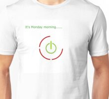 Red Ring of Death Monday Unisex T-Shirt