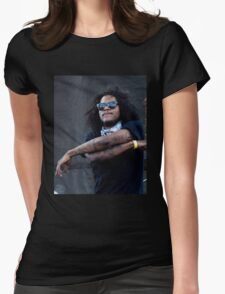 Ab-Soul on Stage Womens Fitted T-Shirt