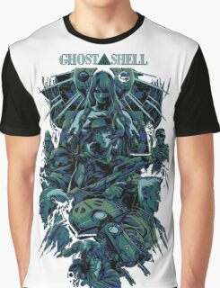 Ghost in the Shell by remi42 Graphic T-Shirt