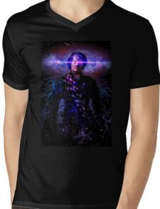 For He Is The Kwisatz Haderach Mens V-Neck T-Shirt
