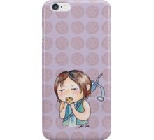 daryl iPhone Case/Skin