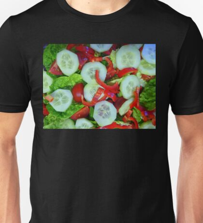 Healthy Food Unisex T-Shirt