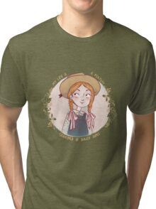 Anne of Green Gables Tri-blend T-Shirt