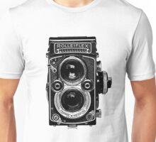 Rolleiflex 2.8 F - Model K7F Unisex T-Shirt
