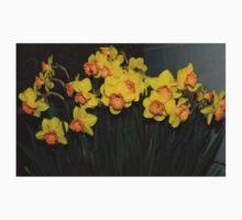 Mary Bohannon Daffodils One Piece - Short Sleeve