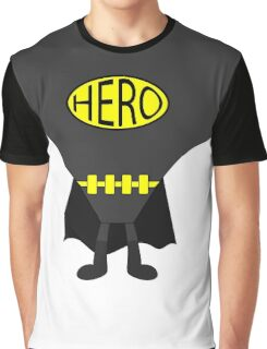 Super Hero T-shirt Graphic T-Shirt