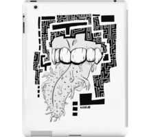 Chant The Sacred Words iPad Case/Skin