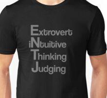 ENTJ personality Unisex T-Shirt