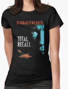 Total Recall Womens Fitted T-Shirt